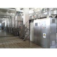 China SCM Dairy Milk Processing Equipment Dairy Processing Line 1t/H wholesale