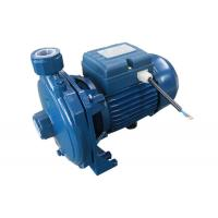 China  CPm 610 Centrifugal Electric Motor Water Pump 0.85HP 115/230V Stainless Steel Impeller wholesale
