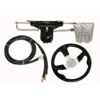 China ZA0300 Boat Hydraulic Steering Kit , Outboard Power Steering Kit With Low Friction Helm wholesale