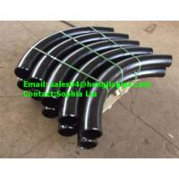 China carbon steel butt weld 5D PIPE BENDS wholesale