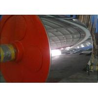 China High Accuracy Mirror Roller With 20# , 45# Seamless Pipe , Metal Plate Roller wholesale