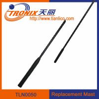 China 1 section mast car antenna/ replacement mast car antenna/ car antenna accessories TLN0050 wholesale
