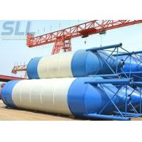 China 1000 Ton Stainless Steel Silo High Capacity Waterproof And Moisture - Proof wholesale