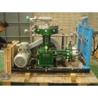 China Air Cooled / Water Cooled Diaphragm Air Compressor For Cylinder Filling Plant wholesale