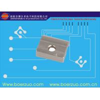 China Customized Touch tactile Membrane Switch Keypad With 3m Adhesive wholesale