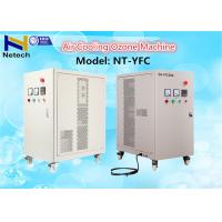 Quality High Output Ozone Generator Adjustable Ozone Machine For Water Treatment 220V for sale