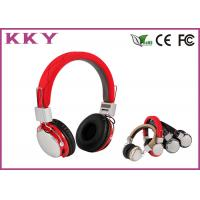 China TF Card FM Radio 3.5mm AUX Wireless Music Headphones For Smartphone wholesale