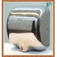 China New SGS Certificate Most Popular Eco Friendly Automatic 304 Stainless Steel Single High Speed Jet Air Hand Dryer for Washroom (AK2800) wholesale