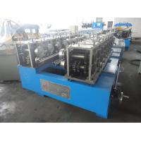 China Standing Seam Roof Panel Roll Forming Machine Container Fix Type PPGI PPGL 320-400 Mpa wholesale