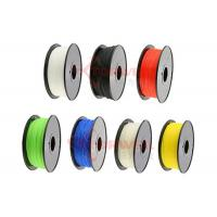 China 1.75 ABS 3D Printer Materials Filament , 28 Colors 1kg Spool wholesale