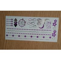 China Easy apply and easy move body art stickers tattoos fashion accessory wholesale
