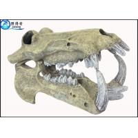 Animal head skeleton cool fish tank decorations marine for Cool fish for sale