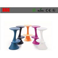 China Luxury Outdoor Led Table And Chairs Colorful With Environmental Friendly wholesale