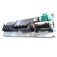 China Steel Pipe Wire Straightening And Cutting Machine With Automatic Switch wholesale