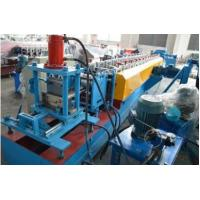 China Hydraulic Galvanized Steel Door Frame Roll Forming Machine Fully Automatic Multi Model wholesale