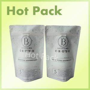 Buy cheap Bathorium 600g Eucalyptus Apothecary Laminated Matte Ziplock Stand Up Bags from wholesalers