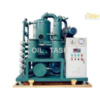China Vacuum Transformer Oil Purifier Machine Transformer Oil Filtration Plant Model ZYD-50(50LPM) on sale