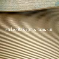 China Die Cut Printing EVA Rubber Sheets For Shoes Sole Good Stability Rubber Outsole Shoes Soles wholesale