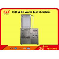 China Circulation Pain Water Ipx5 Ipx6 Water Resistance Test Chamber wholesale