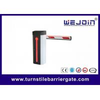 China Manual Release Smart RFID Card Reader Access Boom Barrier Gate For Toll Gate System on sale