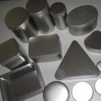 Buy cheap tin cans for tea, cookie,etc from wholesalers