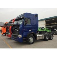 China International Truck Tractor T7H MAN Engine 440 HP Prime Mover LHD 6X4 Euro 4 wholesale