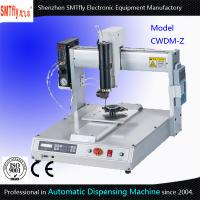 China Unique Material SMT Dispensing Machine Dispenser Robot For PCBA wholesale