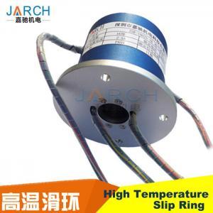 China IP54 Seal Conductive Slip Ring 180 ~ 300 C High Temperature Resistant wholesale