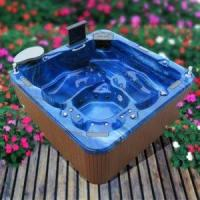 China SPA Bathtub for 5 People with TV wholesale