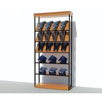 China 5 Layers Wood Retail Clothing Display Racks For Trousers OEM / ODM Available wholesale