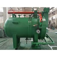 Buy cheap Auto Hermetic Horizontal Pressure Leaf Filter Solid - Liquid Separation from wholesalers