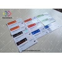 China Adhesive 10ml Vial Labels Steroid Sticker Label Printing For Different Client wholesale