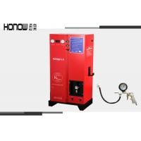 Buy cheap Manual Mode Nitrogen Generator Machine With Vacuum / Nitrogen Tire Inflation from wholesalers