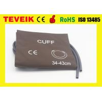 Buy cheap M1575A PU Material Blood Pressure Cuff for Large Adult ,Single hose from wholesalers