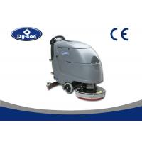 China Dycon Handy Ground Cleaner Floor Scrubber Dryer Machine With Additional Pressure For Brush wholesale
