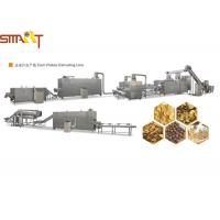 China Fast Food Nutritional Corn Flakes Production Line , Small Corn Flakes Machine wholesale