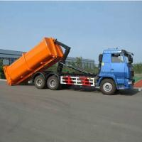 China 10 Wheels Hook Lift Truck For Garbage Collection And Transportation Model ZZ1257M4347C wholesale