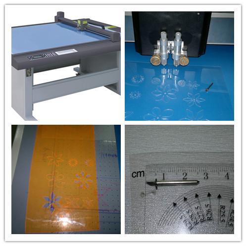 die cut vinyl stickers machine