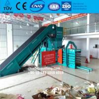 China Hydraulic scrap baling press manufacturers with CE wholesale