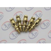 China Medical Instruments Precision Machining Services M3 External Thread Copper Slotted Bolts wholesale
