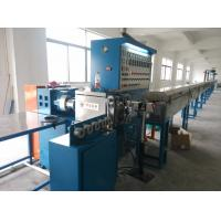 China Full automatic CE Certification 380V Voltage silicone rubber wire cable extrusion machine line on sale