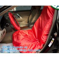 China car seat cover/FABRIC seat cover/non-woven car seat cover,Auto Repair Disposable Plastic Car Seat Cover Suppliers and Ma wholesale