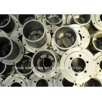 China Customized Precision Casting  304  316L Stainless Steel Pipe Flanges Welded DIN2545 wholesale