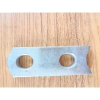 China Rust Resistant Concrete Lifting Inserts 7.5T Precast Construction Fittings wholesale