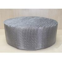 China Scrubbing Tower 316 Stainless Steel Wire Mesh Metal Wire Gauze Packing wholesale