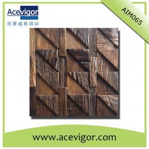 China Wood mosaic tiles, wall tiles mosaic wholesale