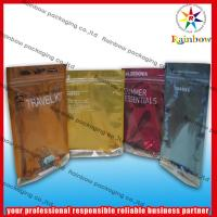 China Water - Proof CMYK, Pantone Cosmetic Packaging Bag For Eyes Mask, Cosmetic Tool wholesale