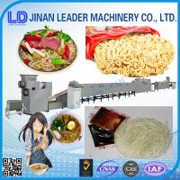 Quality Instant Noodles Production Line chinese noodle making machine for sale