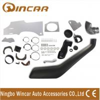 China 4x4 airflow car snorkel kit Jeep 4x4 Snorkel  UV resistance , Cold Air Intake System wholesale