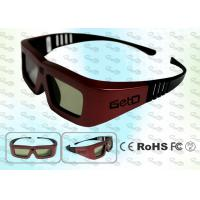 China Universal plastic DLP LINK projector DLP Link Adult 3D Glasses wholesale